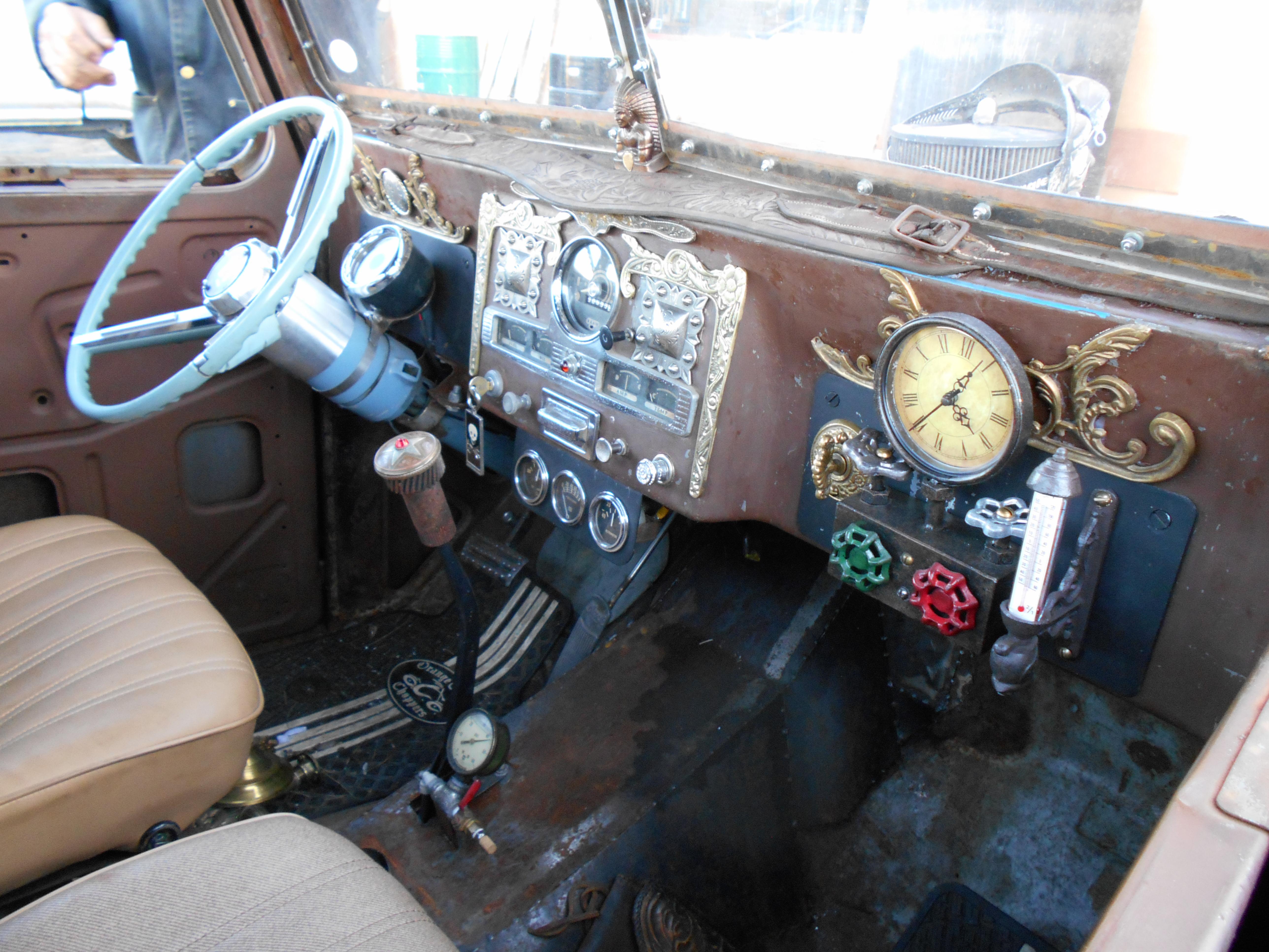 1956 Jeep Willys Truck Rat Rod Skywaytools Com